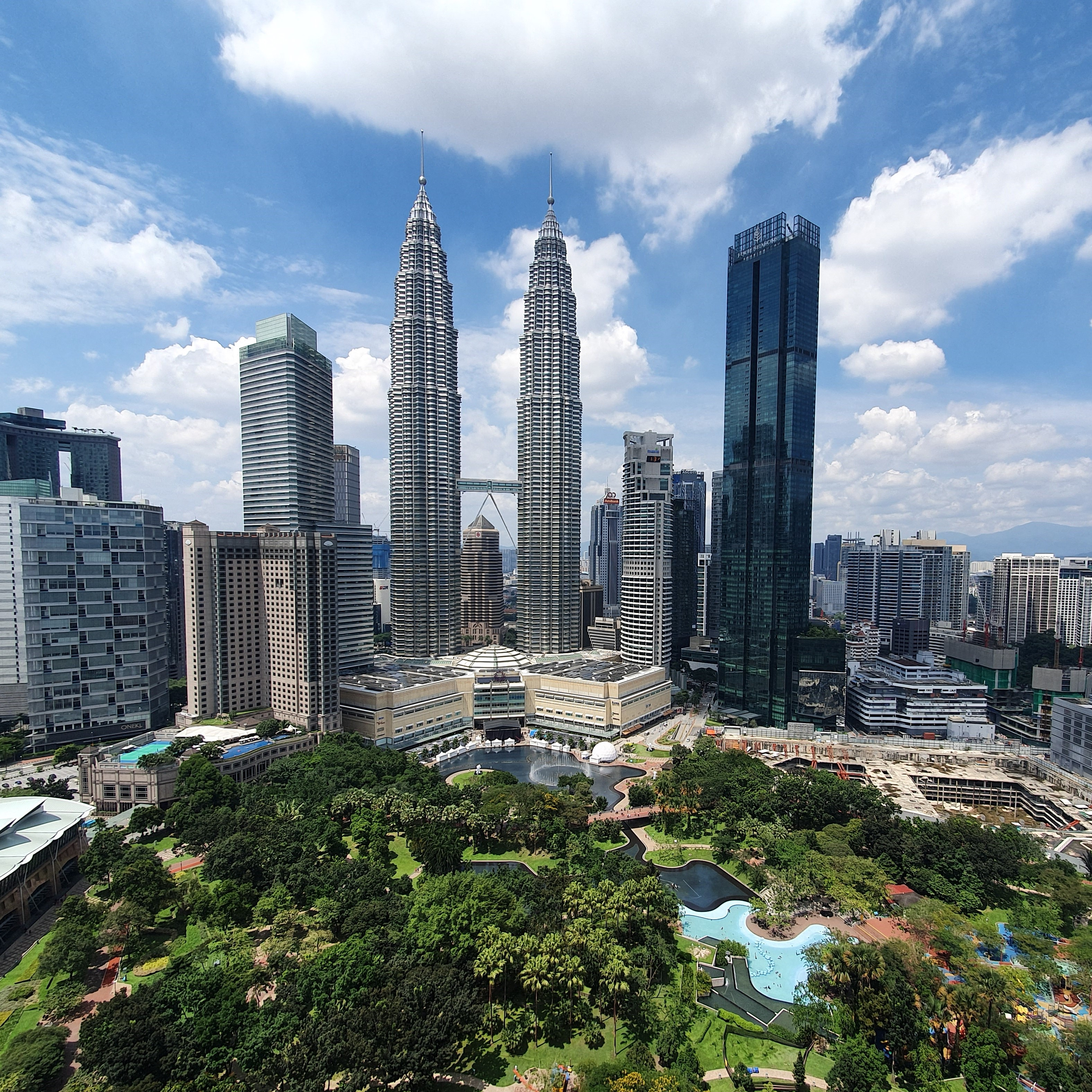 Ein Auf und Ab durch Malaysia