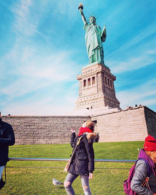 In #washingtondc studieren, dann muss ein Ausflug nach #newyork definitiv auf…