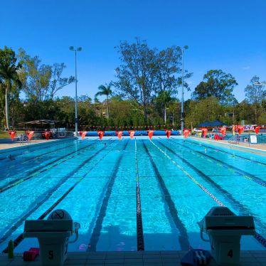 In der #Mittagspause mal kurz in den Pool springen? Die #University of…