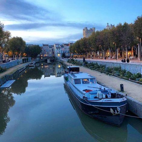Am Samstag stand ein Tagesausflug nach Narbonne auf dem Plan. Mit dem Zug nur…