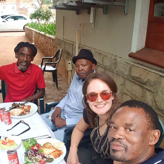 Gutes Essen, inspirierende Konversationen & großartige Menschen - auch…