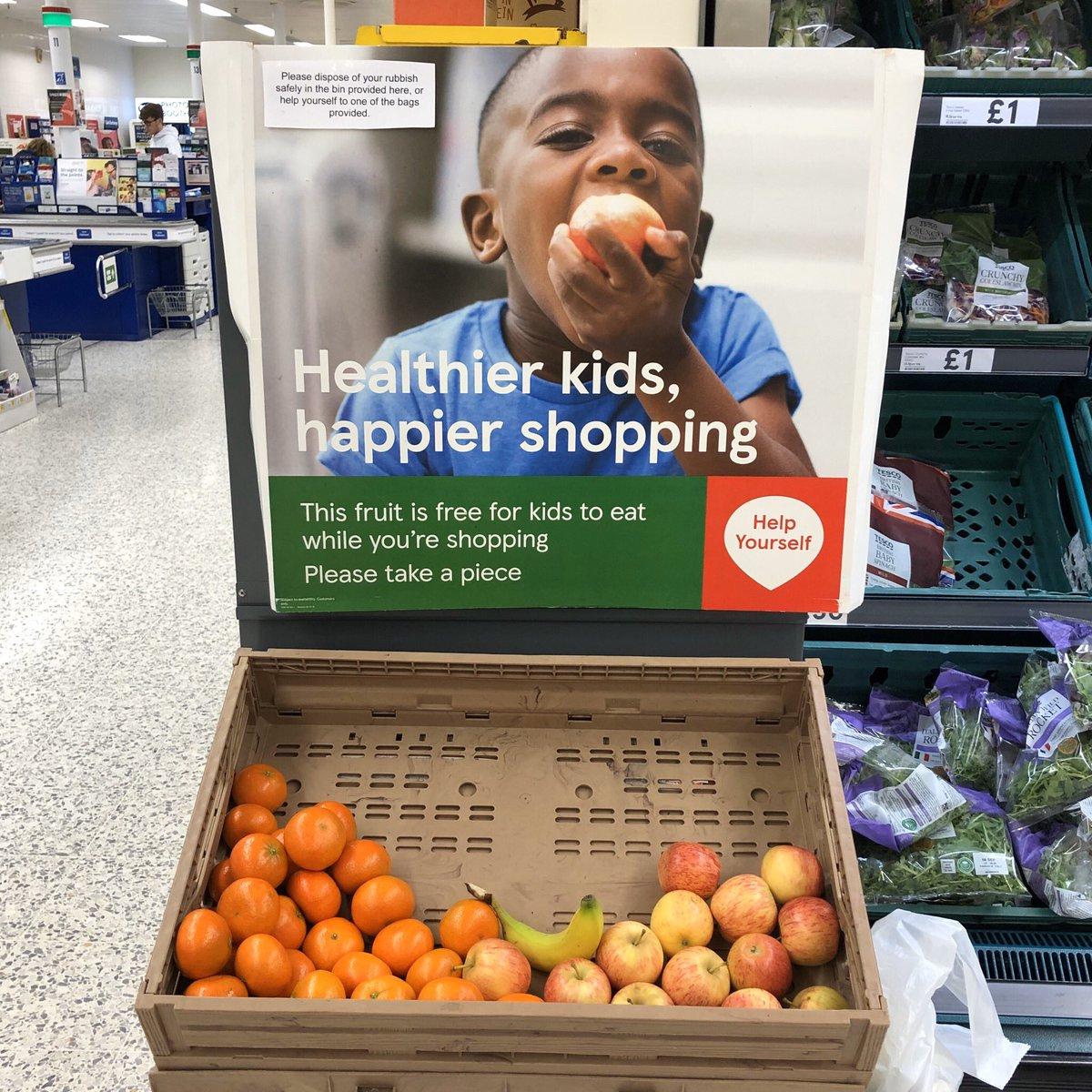 Ziemlich cool finde ich, dass es in vielen schottischen Supermärkten…