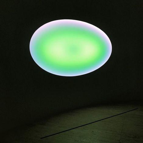 Zeitgenössische Kunst in Mexiko-Stadt: Heute mit James Turrell im Museo Jumex…