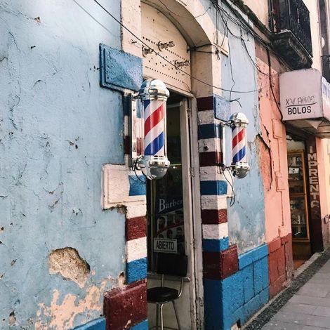 Seiten frisch für 70 Pesos 💇🏻 #erlebees #mexiko