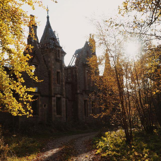 Dunalastair Castle