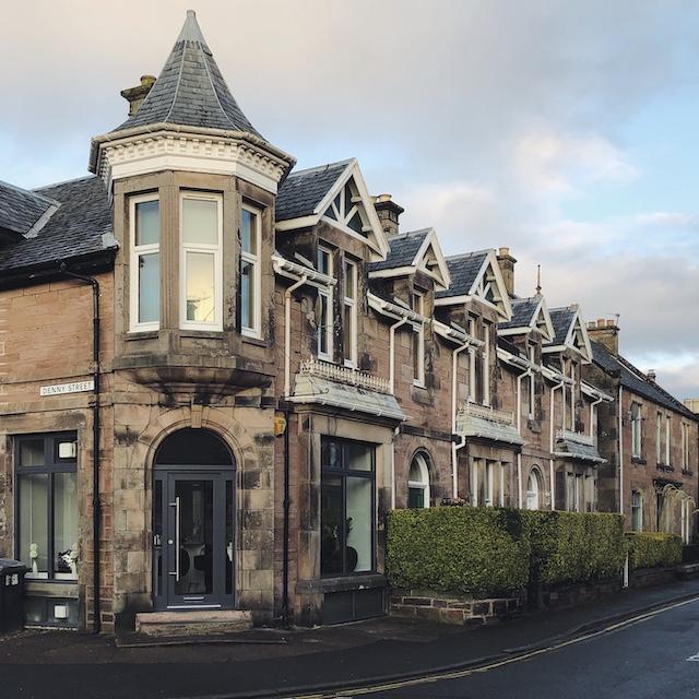 Inverness ist ein Mix aus alten und neuen Gebäuden. Es lohnt sich total, einen Spaziergang durch die Stadt zu machen.
