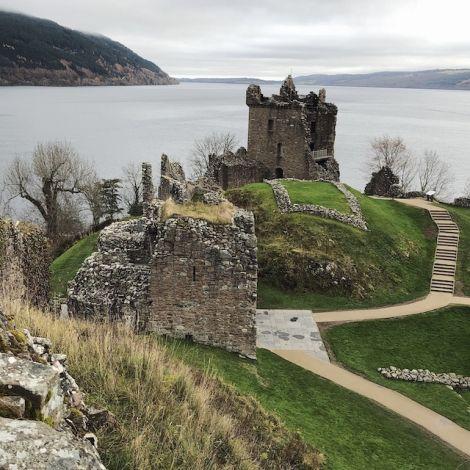 Loch Ness - Ein Muss, wenn man in Schottland studiert?