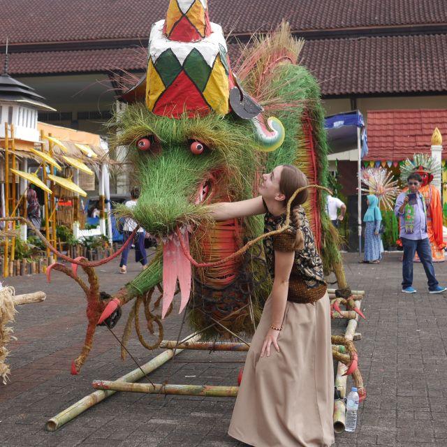 Noch ein Drache aus Zentral Java