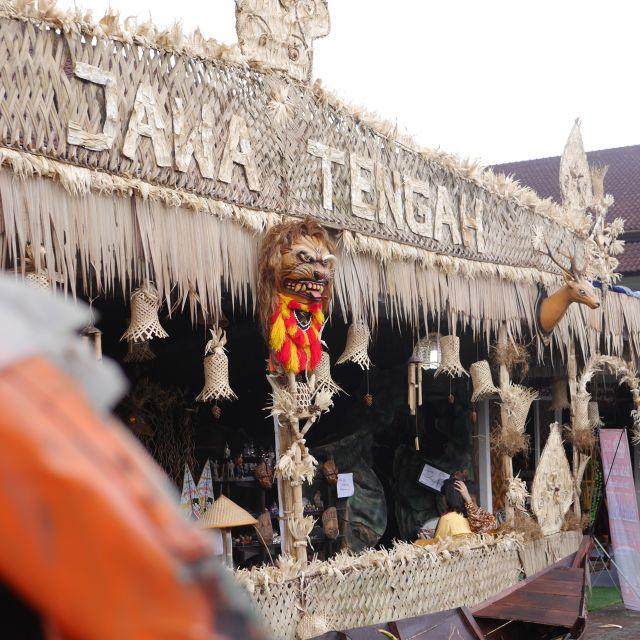 Der Stand aus Zentral Java