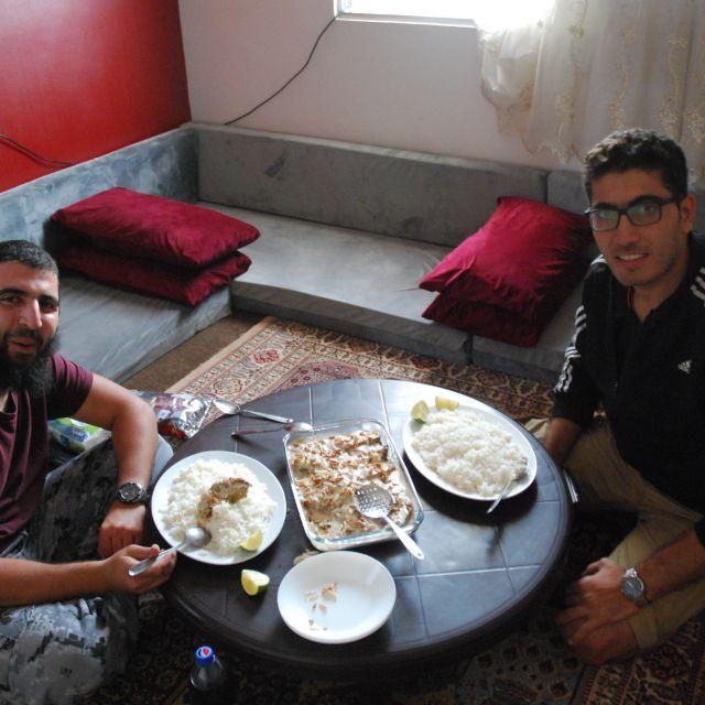 Jordanische Freunde von mir: Ein Bilm vom Ramandan