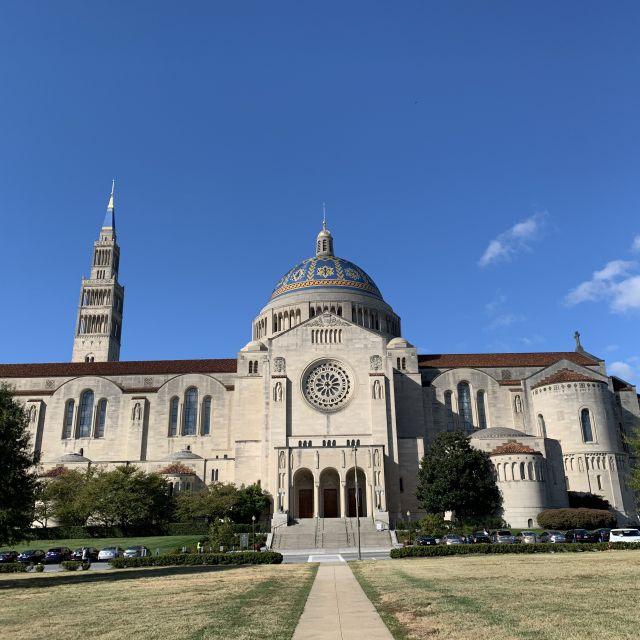 Die Kirche auf dem Campus der CUA