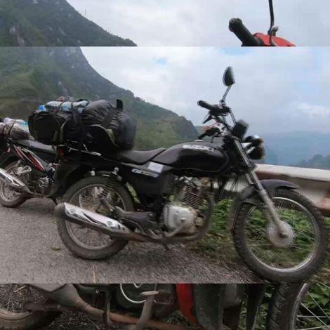 Ich habe ein kleines Video von meiner Motorradtour im Norden Vietnams…