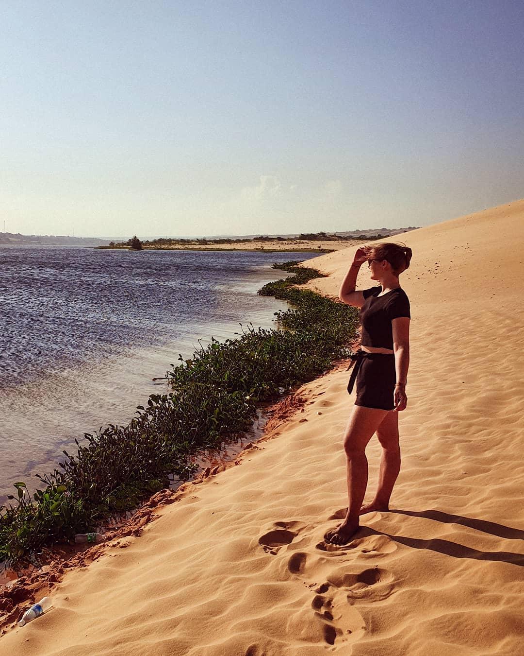Strand in Sicht! 🏝 Morgen geht es über das Wochenende mit den ganzen…