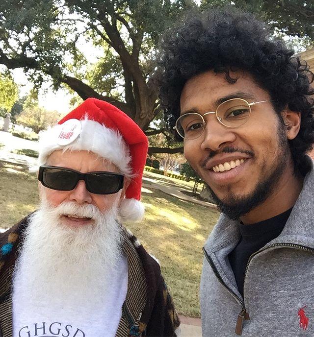 Merry Christmas aus Texas! 🎄Mit 20 Grad Wärme lässt sich die…