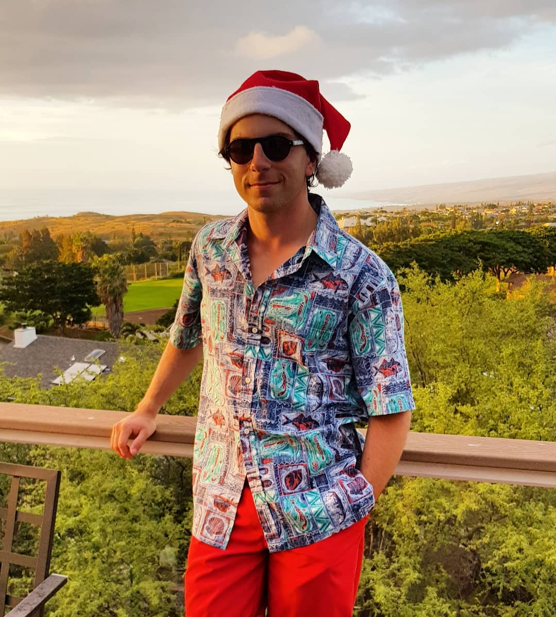 Mele Kalikimaka! #mobetta #christmas #hawaii #bigisland .…