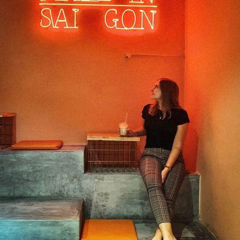 Und so schnell ist meine Zeit als Praktikantin in Ho Chi Minh City, auch Saigon…