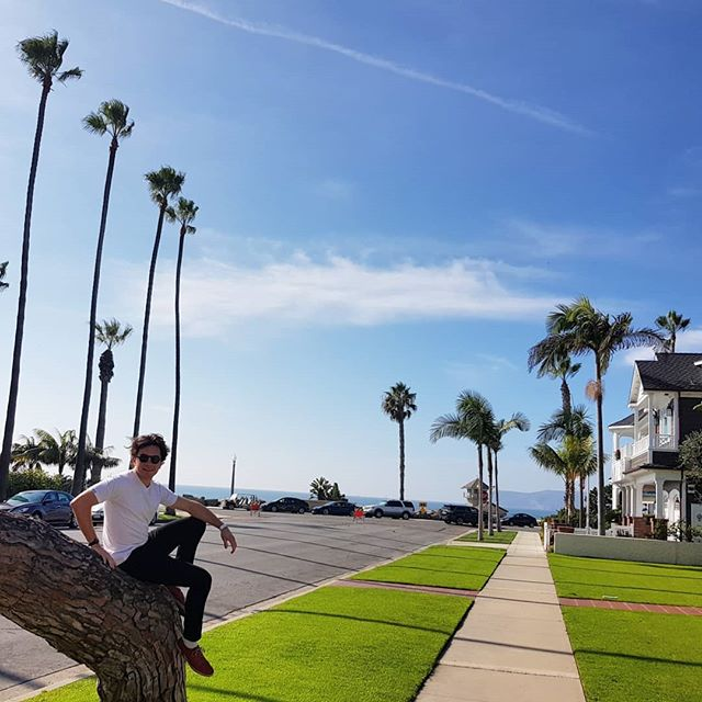 Nothing like a spontaneous trip to San Diego during Finals Week! …