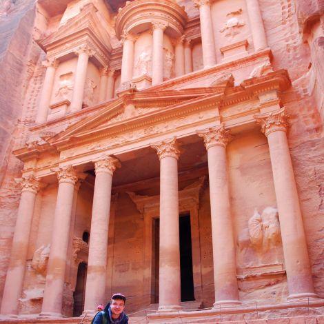 Genau vor einem Jahr, vor 365 Tagen habe ich das erste mal Petra besucht. Nun,…