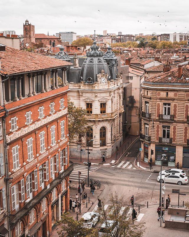 "Ich kann nun absolut nachvollziehen wieso man Toulouse ""La ville rose""…"