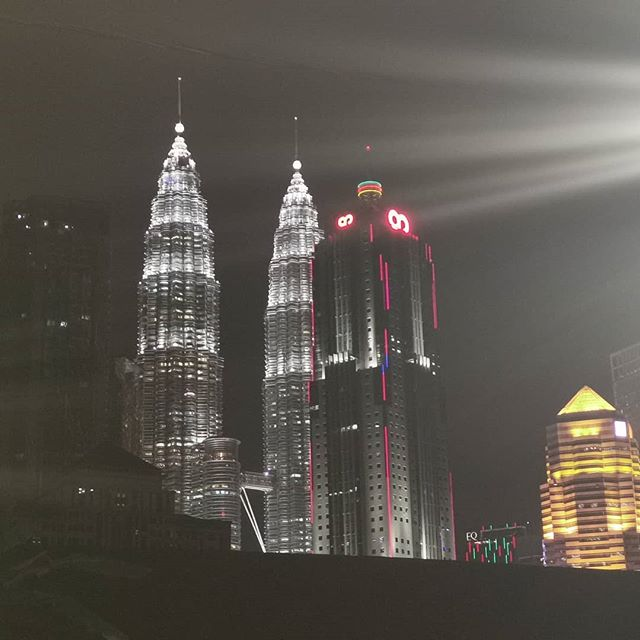 Kuala Lumpur! A few days of relaxing, playing soccer and enjoying life. It…
