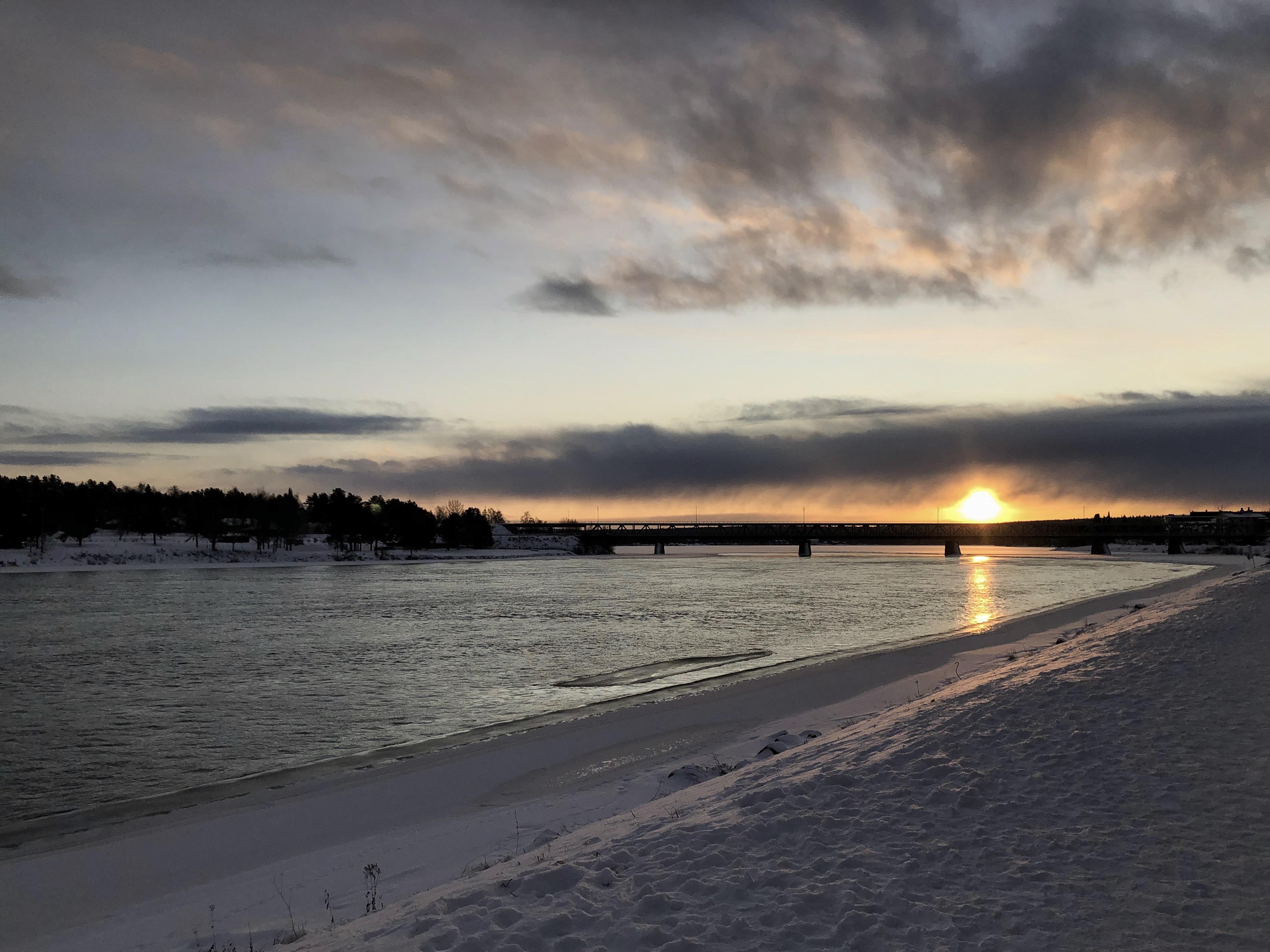 4 Dinge, die am lappischen Winter toll sind
