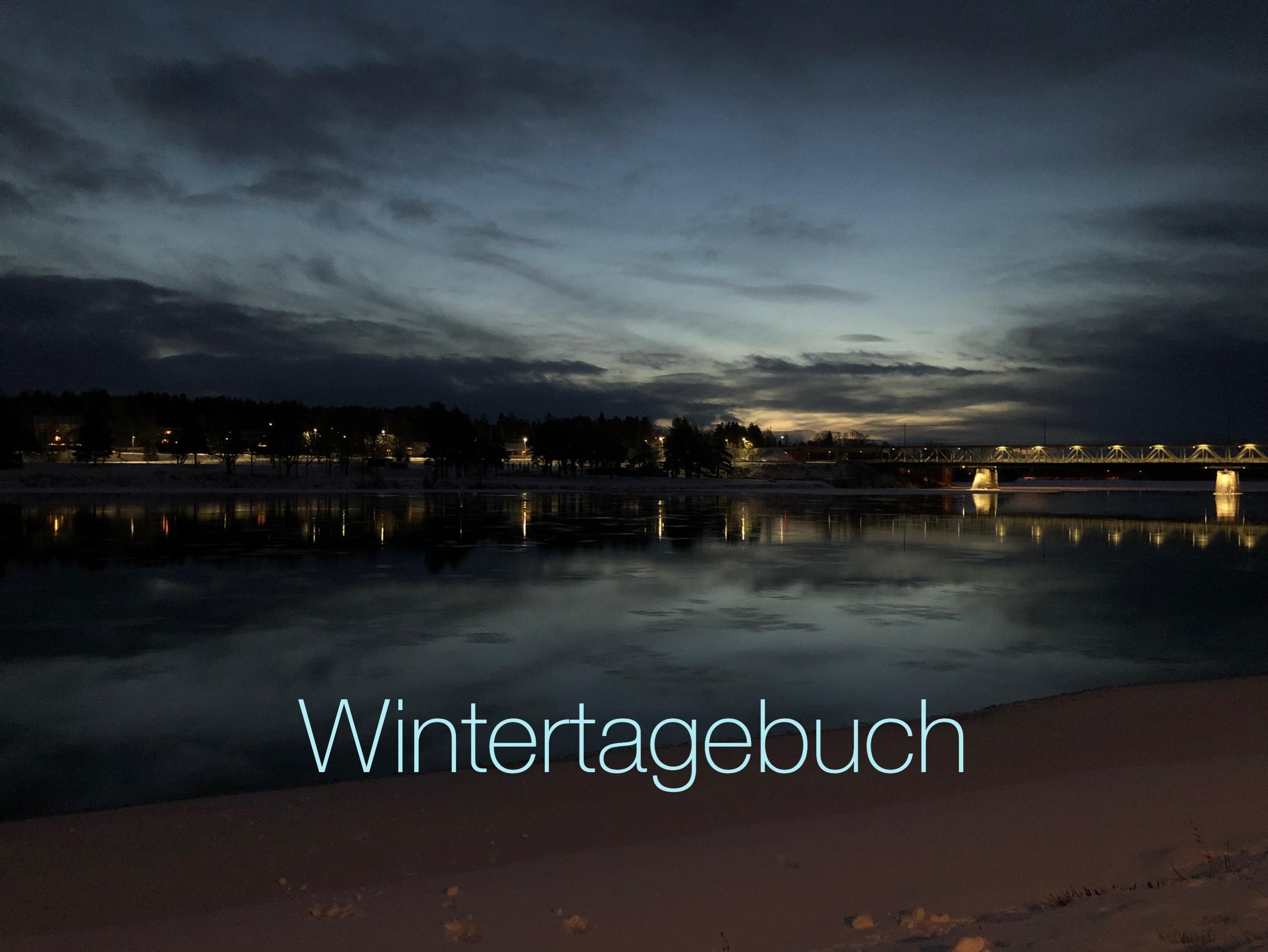 Wintertagebuch 4: Polarnachtfazit