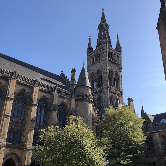 die University of Glasgow