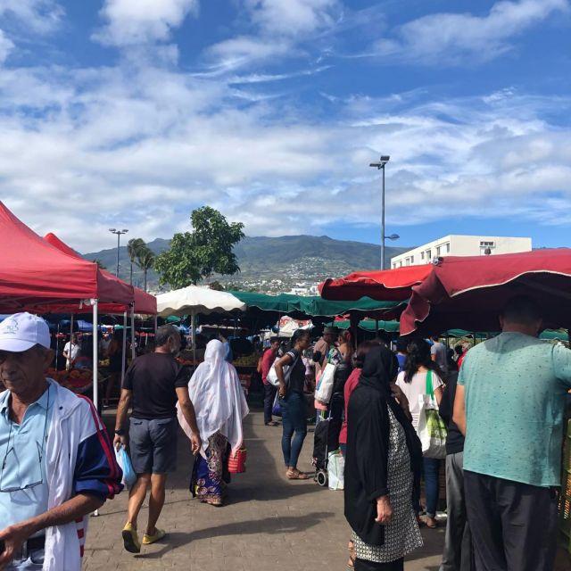 Wochenmarkt in Saint-Denis