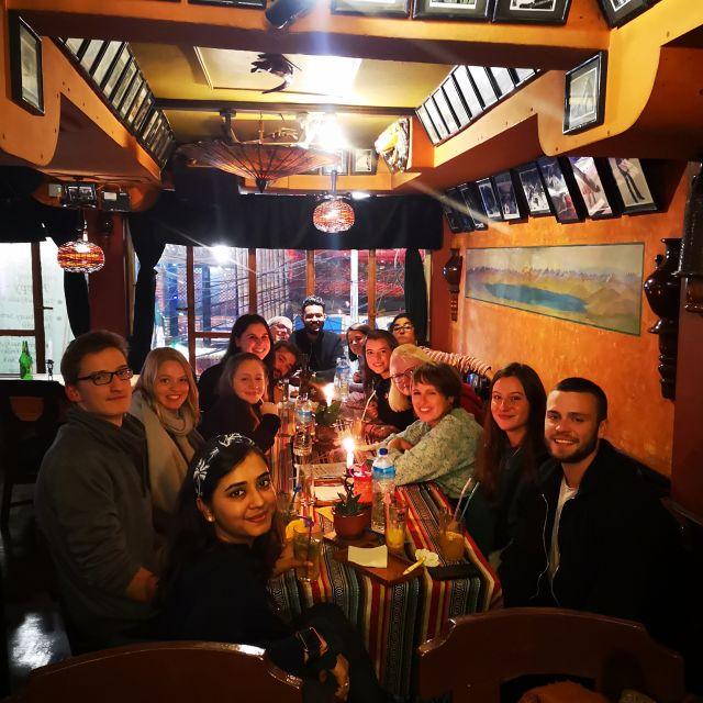 Das Nachtleben der Hauptstadt: Feiern in Kathmandu