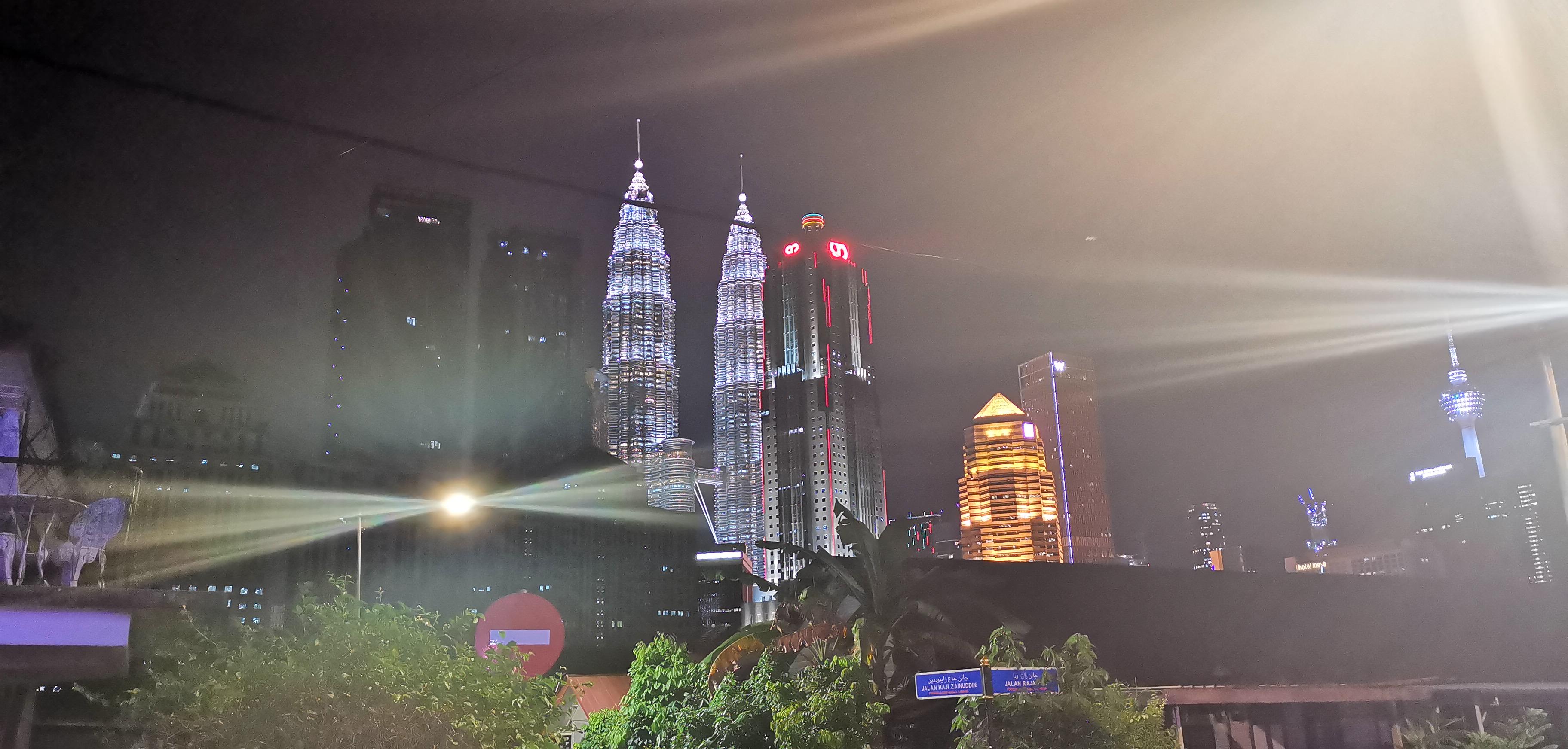 Einmal Kuala Lumpur und zurück, bitte