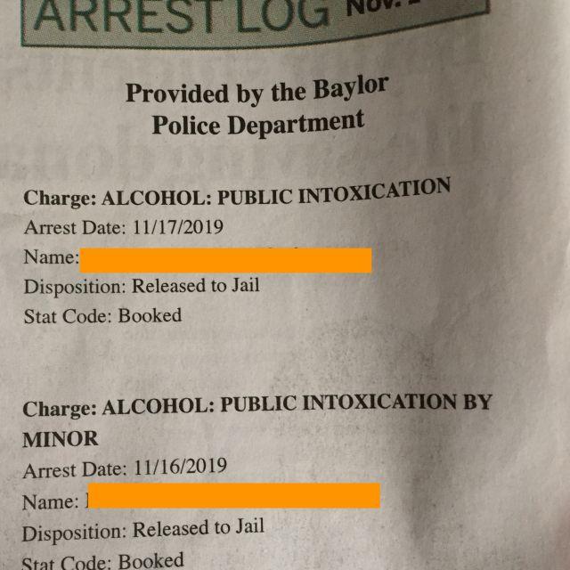 Polizei Berichte