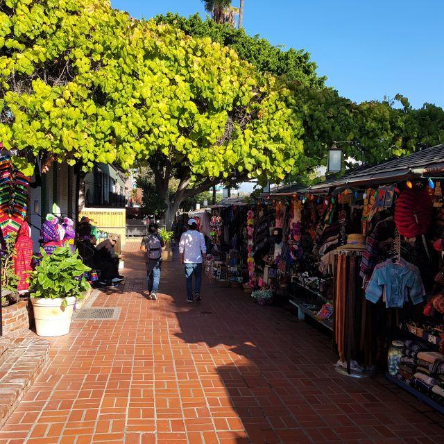 Olvera Street im Pueblo de LA