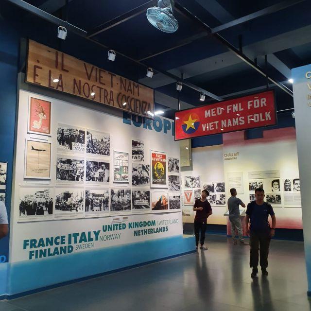 Einer der Innenräume des Museums.