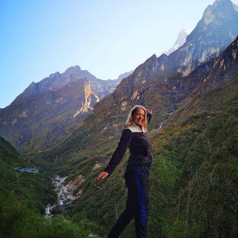 Mein letzter Monat in Kathmandu ist angebrochen (😭) und ich bin gerade damit…