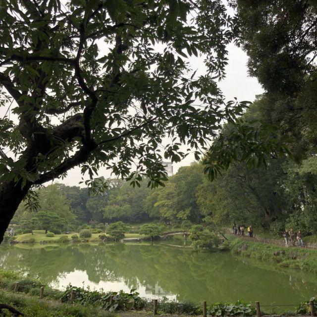 Park in Japan.