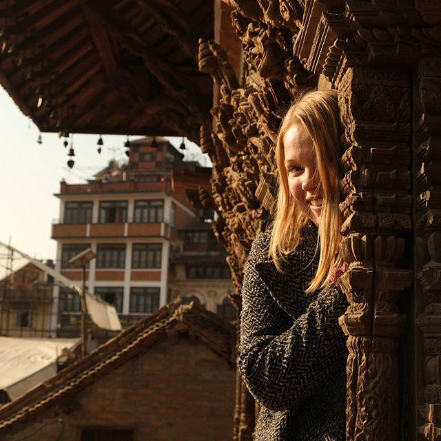 Ich liebe meine neue Nachbarschaft! Den Patan Durbar Square zum Beispiel…