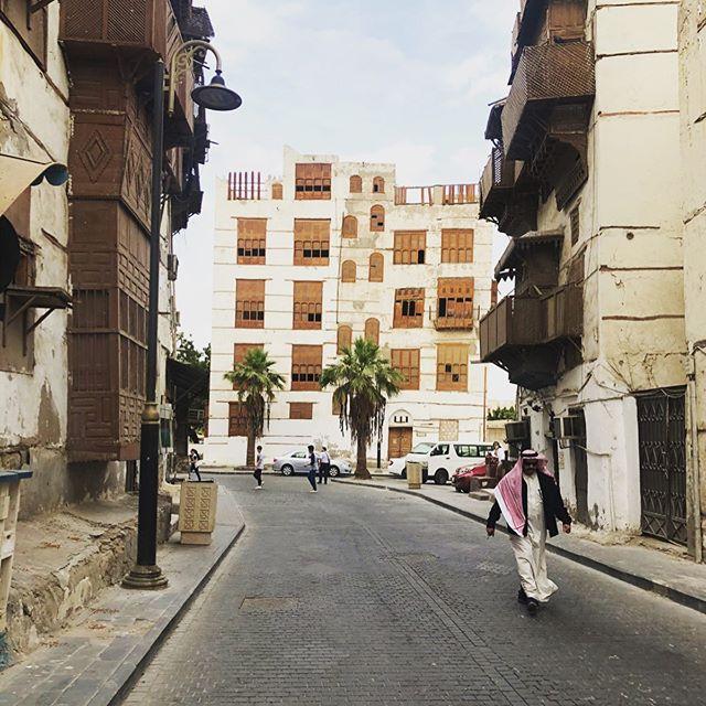 Al-Balad: Die Altstadt Jeddahs und seit 2014 #unescoweltkulturerbe …