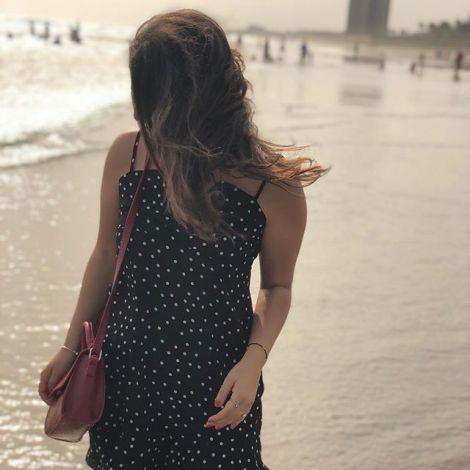 Labadi Beach ist direkt bei mir um die Ecke. Mit einem Taxi dauert es nur zehn…