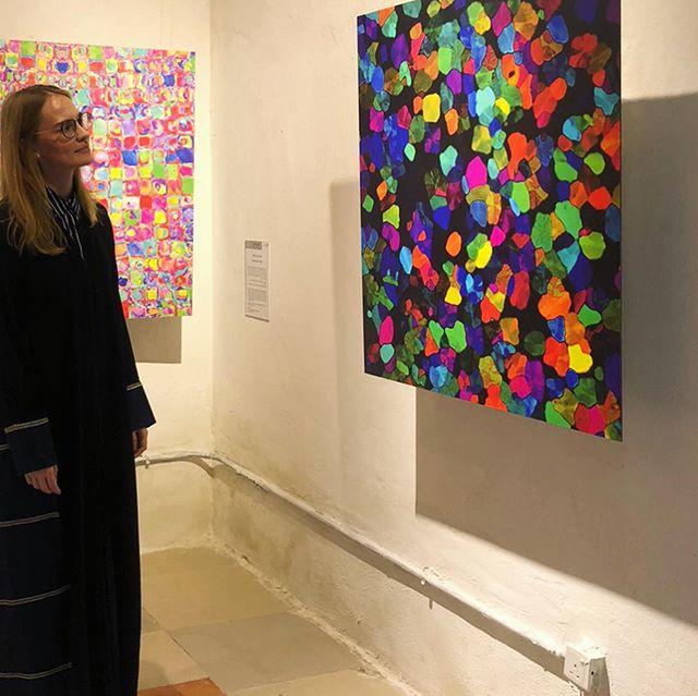 In Zeiten des rapiden Wandels: Kunst und Kultur in Saudi-Arabien. Das siebte…