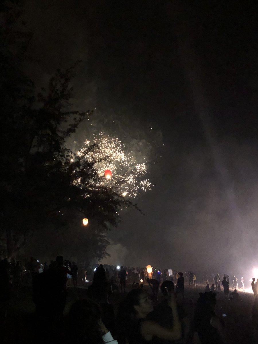 Bonne Année ! 🎆🥳 auf #LaRéunion wird das neue Jahr traditionell am…