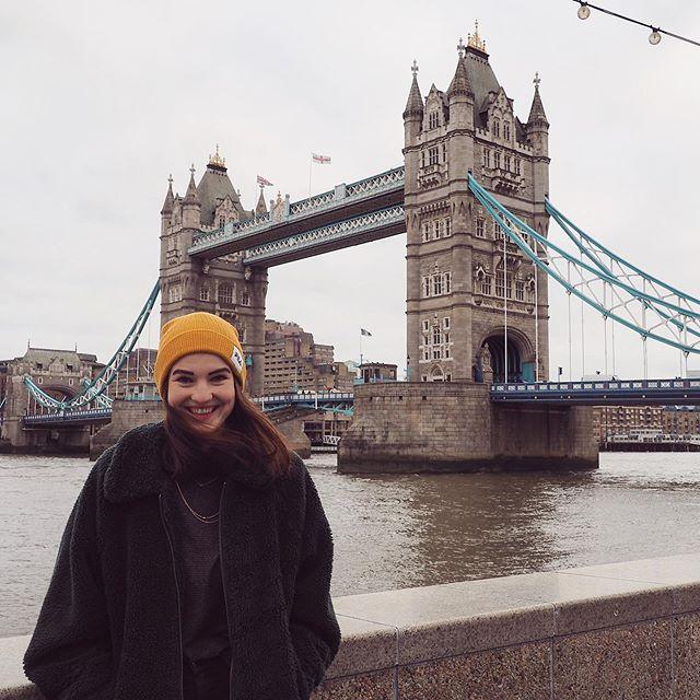 In meinen letzten Tagen in London werden nochmal alle Touri Hotspots…