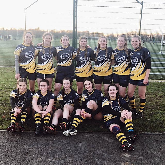 It was just the best decision to join the LSBU women's rugby team 💛💙…