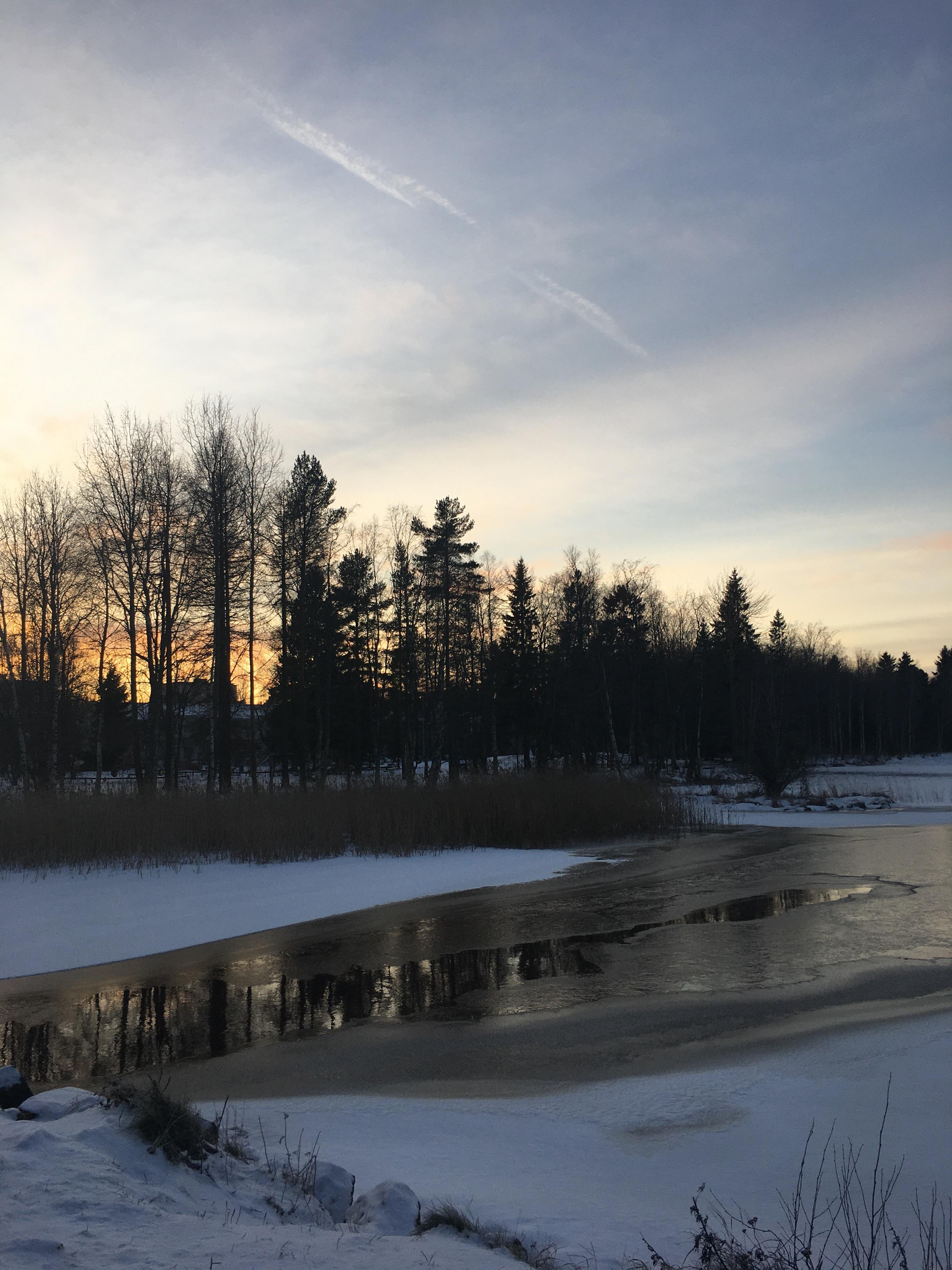 Mein Weg nach Oulu