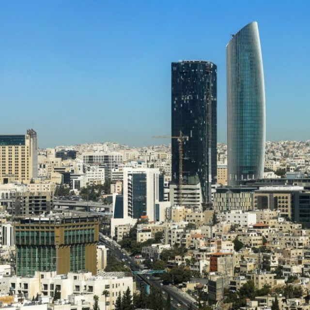 Amman: Ein abwechslungsreiches Stadtrbild