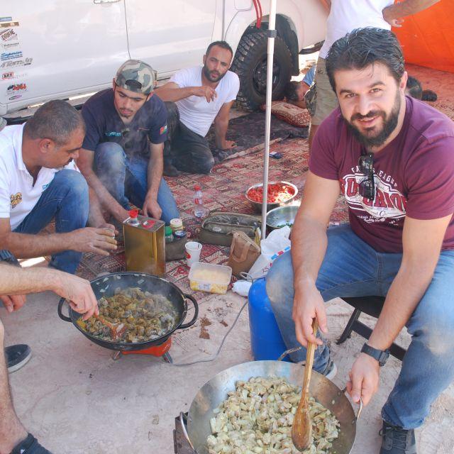 Selber kochen in der Wüste: Gut und günstig