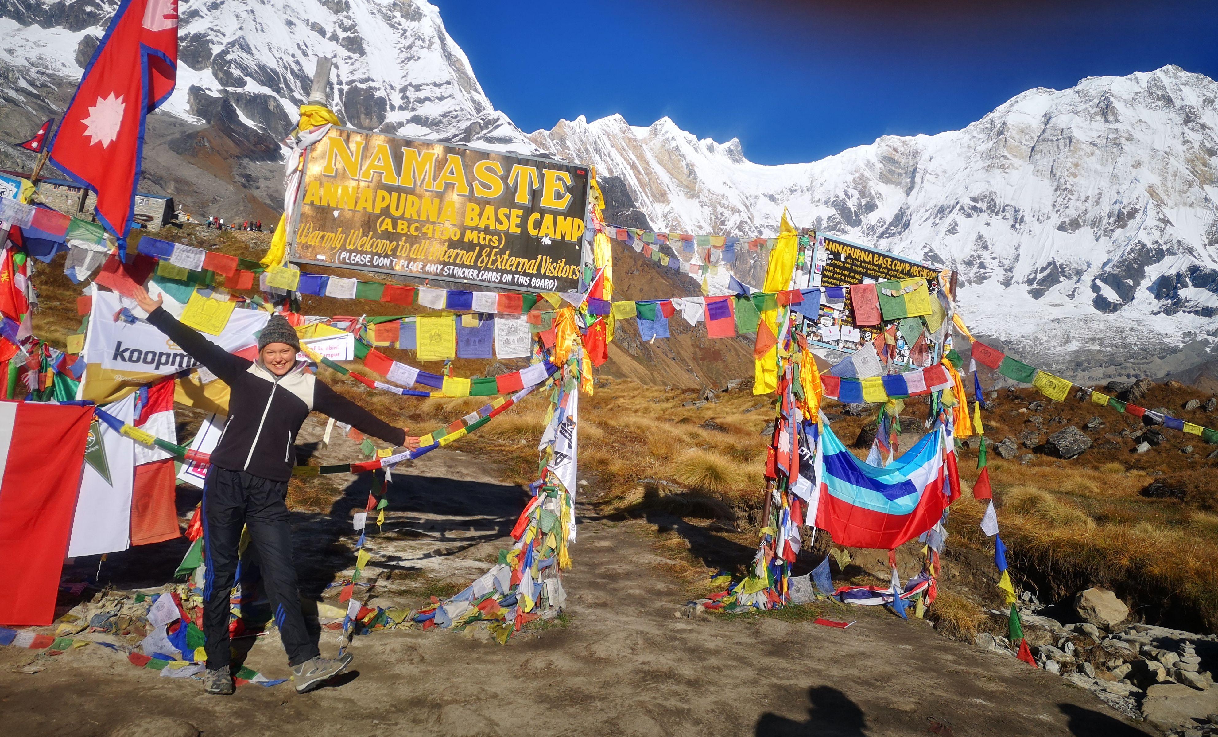 Was man (nicht) braucht, um eine Tour durch die Himalayas zu überleben