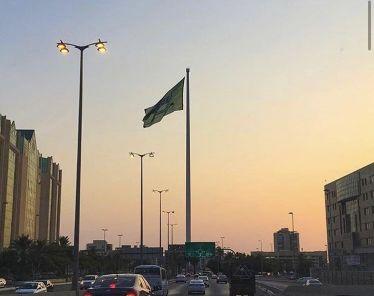 Jeddah im Sonnenuntergang