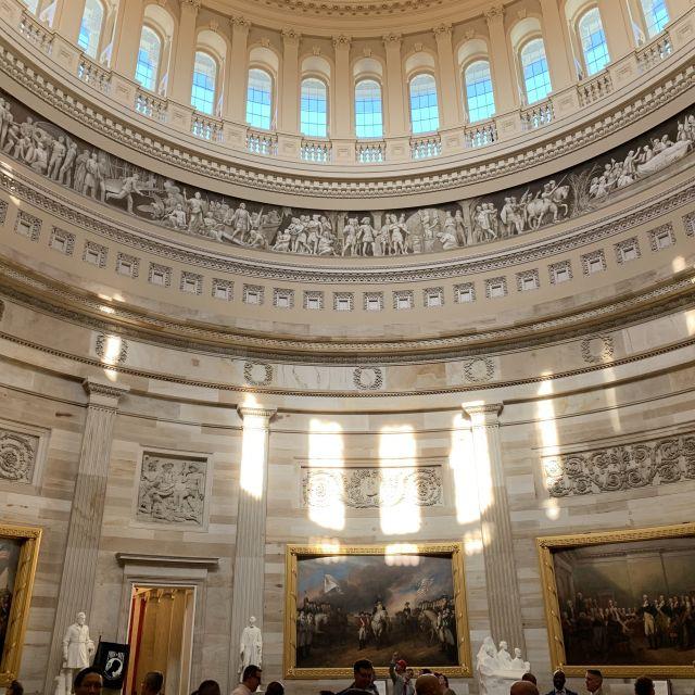 Im United States Capitol