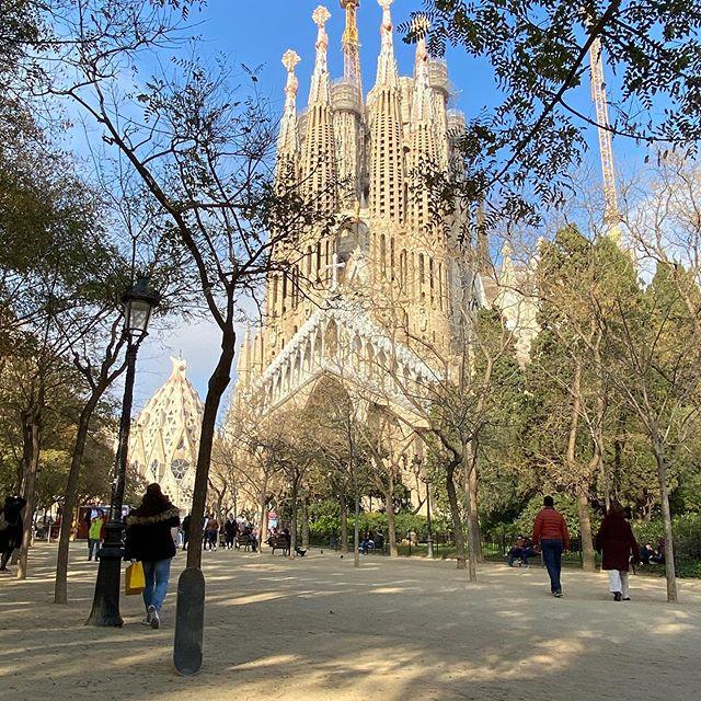 """Eine Woche in Barcelona und den ersten Punkt von den """"Must Haves"""" abgehakt…"""