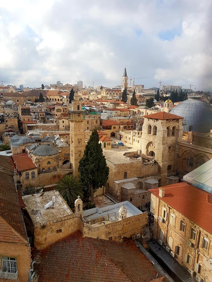 7000 Jahre alte Siedlung: Jerusalem ist wohl einer der geschichtsreichsten…